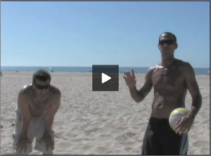 Adriano Ticao Beach Volleyball Progression Drill III