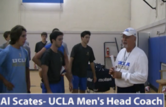 Al Scates Volleyball Coaching Advice - Creating In Practice Competition