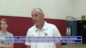 Alan-Knipe-Teaching-Pre-Serving-Volleyball-Passing-Routine