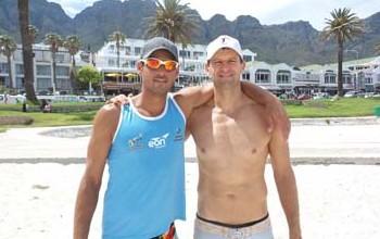 Andor Gyulai and New Partner Leslie Naidoo