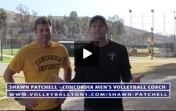 Andor and Shawn Discuss Concordia University and Volleyball on Campus
