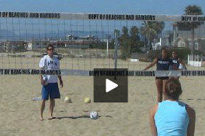Beach Volleyball - Drills, Videos and Full Practice by Tom Black