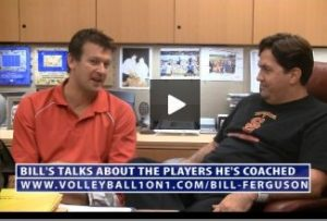 Bill Ferguson – Conversations from the Office, Favorite Players Bills Coached