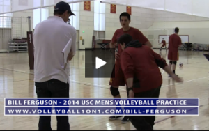 Bill Ferguson - Breakout Sessions - Middle Hitting With Libero Pass - Part 2