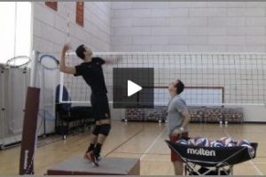 Bill Ferguson Individual Breakout Sessions – Outside Hitter Arm Swing Drill