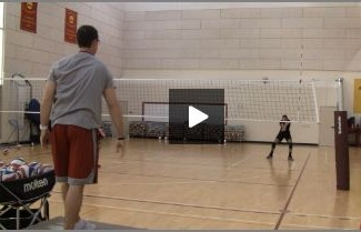 Bill Ferguson Individual Breakout Sessions – Outside Hitter Serve Receive Drill and Training