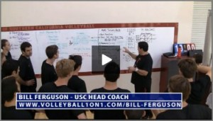 Bill Ferguson USC Volleyball Practice Plan