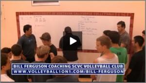 Bill Ferguson SCVC Club Volleyball Practice Plan Introduction