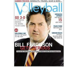 Bill Ferguson USC and SCVC Volleyball Coach