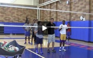 Blocking Trips Drill - Uni High - Coaching Nightmares- Day 2