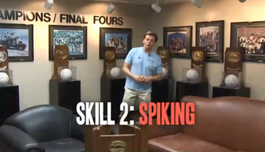 Brian Gimmillaro Learn to Play Volleyball - Spiking