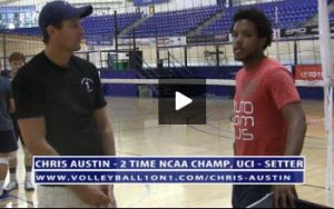 Chris Austin - Why Break Apart Teaching Setting Into Hands and Footwork
