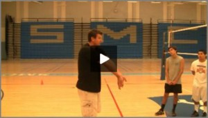 Coaching Indoor Volleyball Passing and Serve Receive Technique with Andor Gyulai