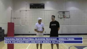 Coaching-Youth-Volleyball-Blocking-Technique---Video-5---Timing-with-Chris-Harger-and-Andor-Gyulai