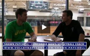 Conversation From Office - Shawn Patchell Discusses Concordia Volleyball