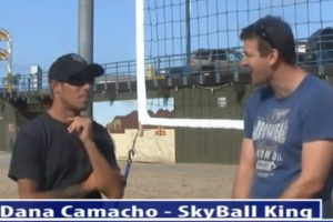 Dana Camacho Beach Volleyball Practice Plan 1 Approach I