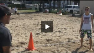 Dana Camacho Beach Volleyball Practice Plan 1 Approach II