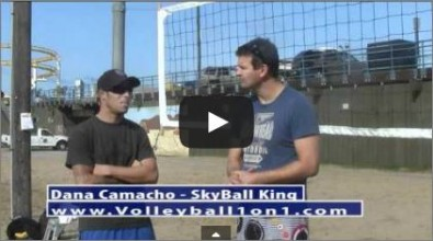 Dana Camacho Beach Volleyball Practice Plan 1 Bio