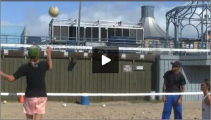 Dana Camacho Beach Volleyball Practice Plan 1 Game Situation III