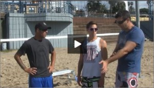 Dana Camacho Beach Volleyball Practice Plan 1 Game Situation IV