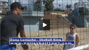 Dana Camacho Beach Volleyball Practice Plan 1 Game Situation V