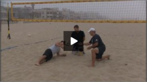 Dave Carstenson Beach Volleyball Core Ab Exercises Ground VI