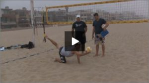Dave Carstenson Beach Volleyball Core Ab Exercises Ground VIII