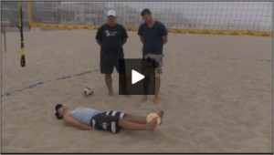 Dave Carstenson Beach Volleyball Core Ab Exercises Ground X