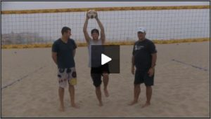 Dave Carstenson Beach Volleyball Core Ab Exercises Standing I