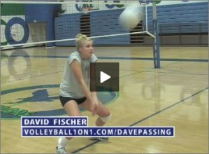 David Fischer Volleyball Passing for Beginners