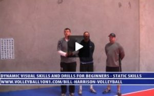 Dynamic Visual Skills and Drills for Beginners Drill 2