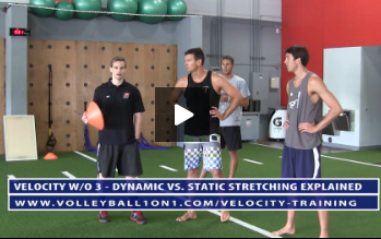 Dynamic vs. Static Stretching Explained by Chase Cameron of Velocity Fitness
