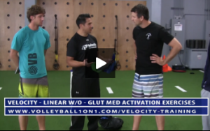 Glut Med Activation Exercises - Velocity Workout 1 - Linear