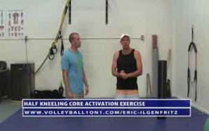 Half-Kneeling-Core-Activation-Exercise-for-Volleyball-Training-with-Eric-Ilgenfritz