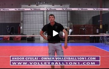 How to Get in the Zone and Slow the Game Down When Playing Volleyball