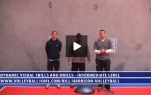 Intermediate Dynamic Visual Skills and Drills - Drill 3