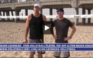 Jason Lockhead Volleyball1on1 Introduction Video