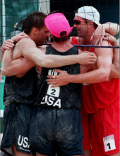 Kent Steffes - The Greatest Beach Volleyball Player Ever (Male)