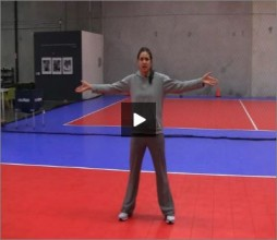 Logan Tom Volleyball Defense Eye Sequence