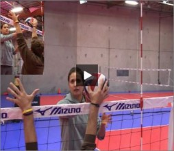 Logan Tom Volleyball Tip Tooling