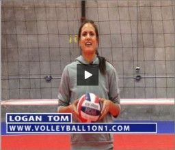 Logan Tom Volleyball Tips