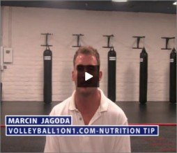 Marcin Jagoda Volleyball Nutrition