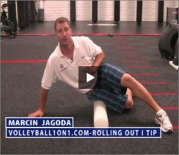 Marcin Jagoda Volleyball Rolling Out I