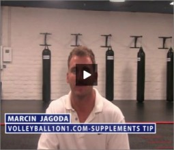 Marcin Jagoda Volleyball Supplements