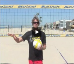Matt Fuerbringer Beach Volleyball Transition