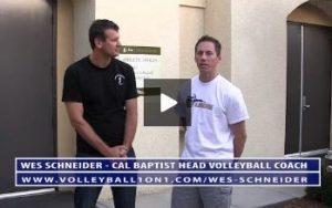 Meet Cal Baptist Head Coach Wes Schneider