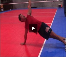 Mike Diehl Volleyball Warm Up Dynamic Stretches