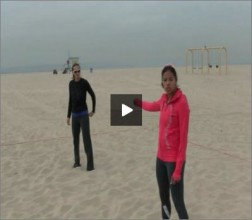 Priscilla Lima Beach Volleyball Transition