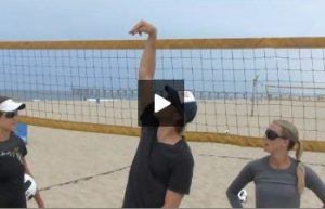 Spiking and Serving Technique - Goose Neck, Snap it Like a Pig