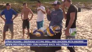Spray-Pass---Regular-and-Overhead-Setting-Beach-Volleyball-Drill-with-Coaching-by-Anjinho-Bacil